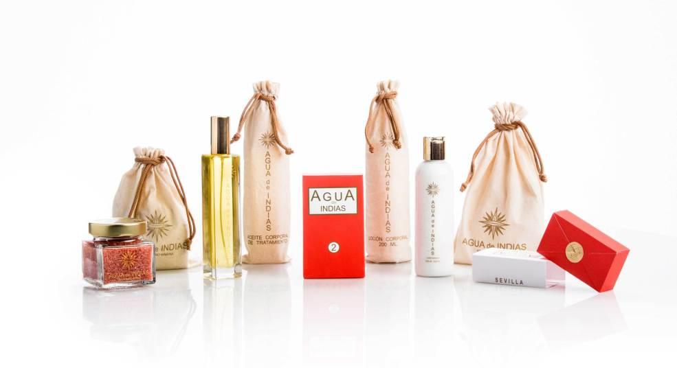 Perfume Agua de Indias 2, Perfumes de autor desde 1934, Sevilla, Córdoba