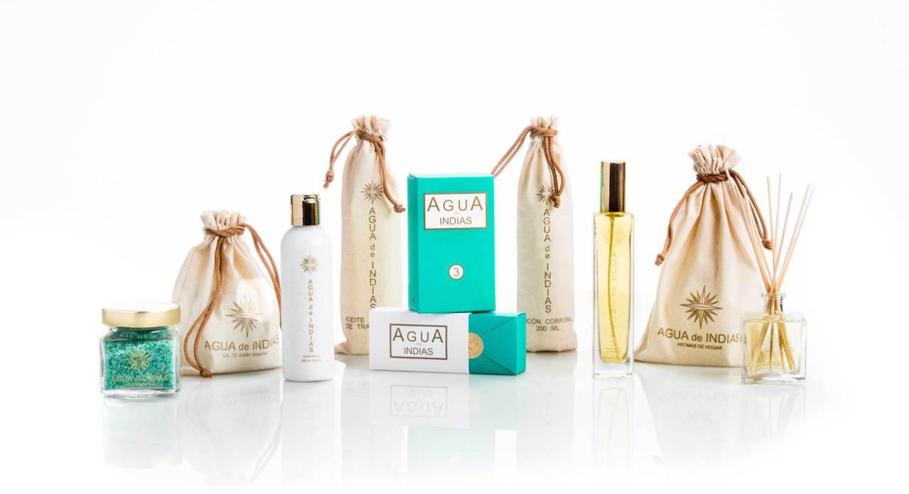 Perfume Agua de Indias, Perfumes de autor desde 1934, Sevilla,  Córdoba